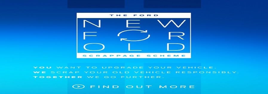 Ford Scrappage offer