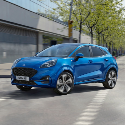 New Ford Puma available December 2019