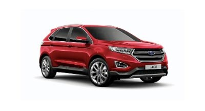 Ford Edge - Available In Ruby Red