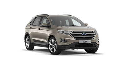 Ford Edge - Available In White Gold