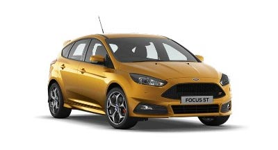 Ford Focus St - Available In Tangerine Scream