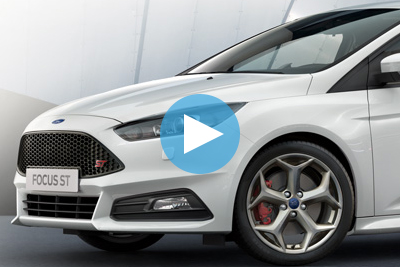 Ford Focus St - Overview
